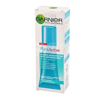 Skin Naturals Garnier Crema hidratante cuidado diario Pure Active 40 ml