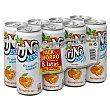 Refresco de naranja sin gas sin azúcar Pack 8x33cl Trina