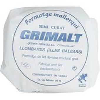 Grimalt Queso semicurado Mallorca 250 g