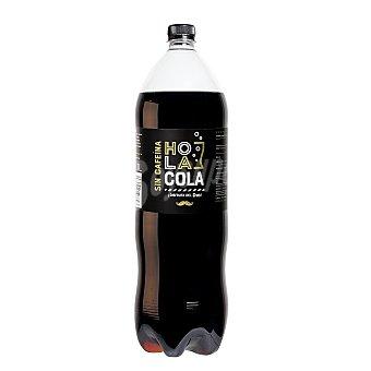 DIA Refresco de cola sin cafeína hola cola Botella 2 lt