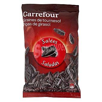Carrefour Pipas de girasol saladas 200 g