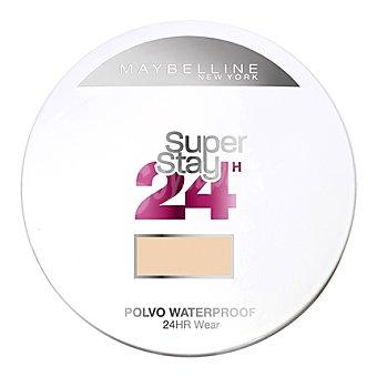 Maybelline New York Polvos Super Stay 24h waterproof nº 040 1 ud