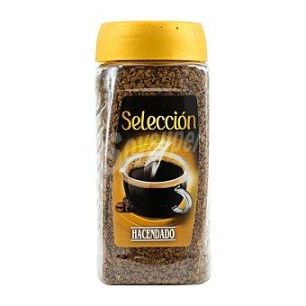 Hacendado Cafe soluble natural selección liofilizado Bote 100 g