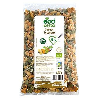 Ecocesta Coditos tricolores bio 500 g