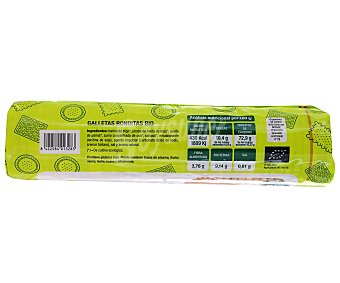 Ecocesta Galletas artesanas -ronditas- Ecológicas 250 Gramos