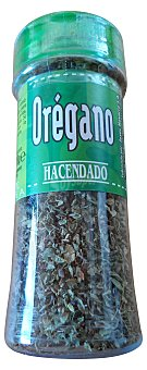 Hacendado Oregano (tapon verde) Tarro de 18 g
