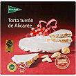 Torta turrón de Alicante Estuche 200 g El Corte Inglés