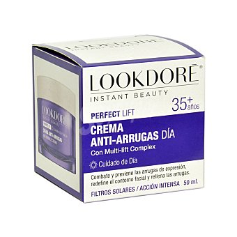 Lookdoré Crema anti-arrugas día Perfect Lift 50 ml