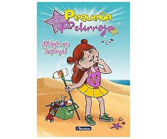 Editorial Beascoa Misión en la playa (pequeña pelirroja), lucia torres. Género: Infantil. Beascoa.