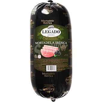 ElPozo Mortadela ibérica 100 gramos