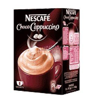 Nescafé Cappuccino chocolate sobres 148 g
