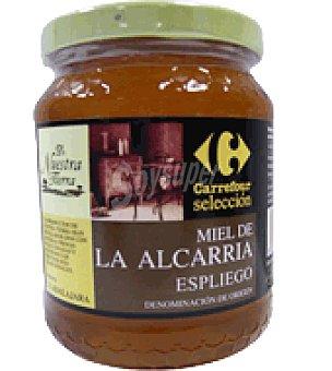 Carrefour Selección Miel de la Alcarria espliego 500 g