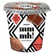 Mousse de chocolate con leche vaso 100 gr vaso 100 gr Danone - mmmh!