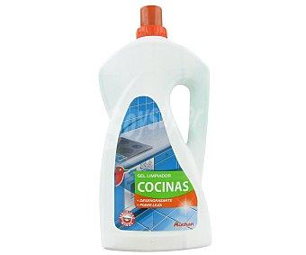 Auchan Gel Limpiador Especial Para Cocinas 1,5 Litros