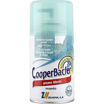 COOPERBACTER Ambientador eléctrico aroma menta recambio