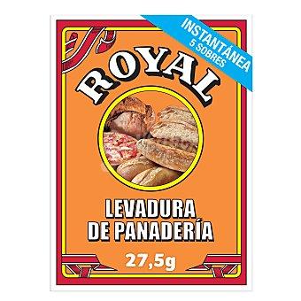 Royal Levadura de panaderia 28 g