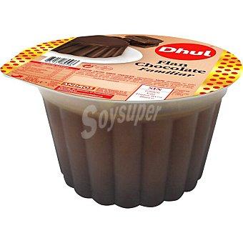 Dhul Andros flan de chocolate sin gluten Envase 500 g
