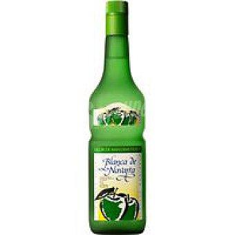 Blanca de Navarra Licor de manzana verde Botella 1 litro