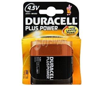DURACELL Plus Power Pila alcalina 3LR12 4,5V 1 Unidad