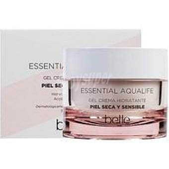Belle Gel-crema hidratante piel seca-sensible Tarro 50 ml