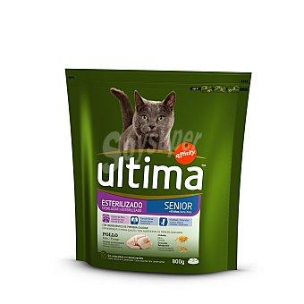 Ultima Affinity Alimento para gatos senior esterilizados Bolsa 800 g