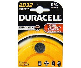 Duracell Pila Litio DL2032 Especial para Dispositivos Electrónicos 3V 1 Unidad