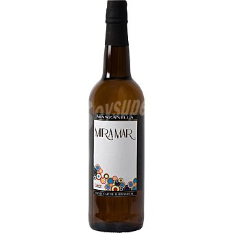 MIRAMAR Manzanilla 7 años de Sanlucar de Barrameda  botella 75 cl