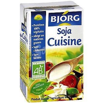 BJORG soja para cocinar envase 0,25 l