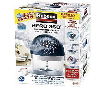RUBSON Sistema absorbedor de humedad Aero 360