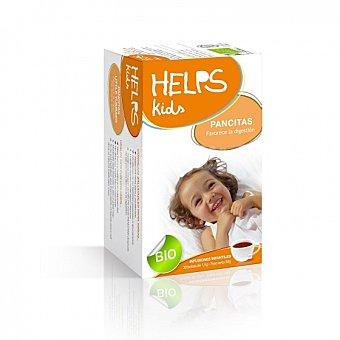 Helps Infusión en bolsitas ecológica Pancita Kids Helps 20 ud
