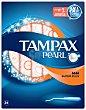 Pearl tampón super plus Caja 24 uds Tampax