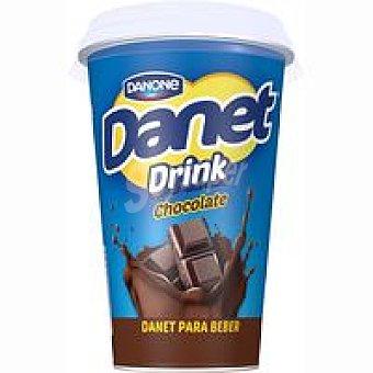 Danet Danone Natilla líquida de chocolate Vaso 182 ml