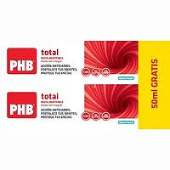 Phb Pack total pasta pack 2x100+50 ml