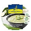 Crema campestre de calabacín con queso parmesano bol 300 g Carretilla