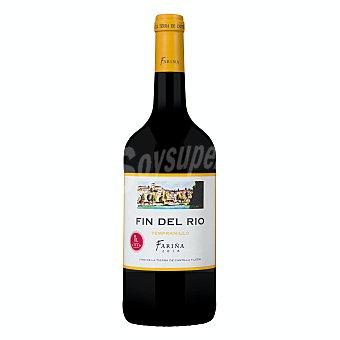 Fariña Vino tinto zamora fin de rio Botella 1 l