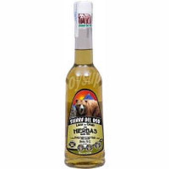 Sierra Del Oso Orujo con hierbas secas Botella 70 cl