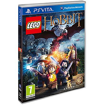 PS VITA Videojuego Lego: El Hobbit  1 Unidad