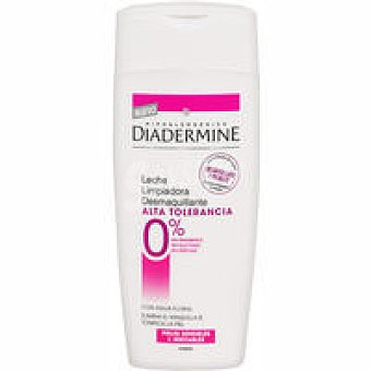 Diadermine Leche limpiadora alta tolerancia Bote 200 ml