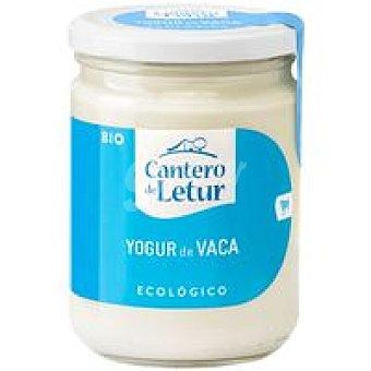 El Cantero de Letur Yogur de vaca natural Frasco 420 g
