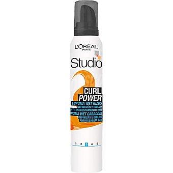 Studio Line L'Oréal Paris Espuma rizos Wet Bote 200 ml