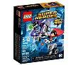 Juego de construcciones con 93 piezas Mighty Micros Superman vs. Bizarro, Super Héroes Dc Cómics 76068 1 unidad LEGO