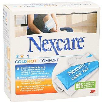Nexcare Bolsa coldhot pack calor/frío reutilizable 10 x 26 cm