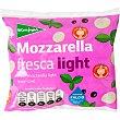 Mozzarella fresca light bolsa 125 g Bolsa 125 g Aliada