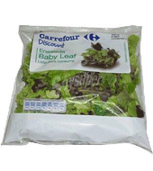 Carrefour Discount Ensalada baby leaf Bolsa de 70 gr