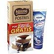 Chocolate para fundir repostería Pack 2 tabletas x 250 g Postres Nestlé