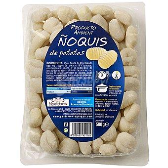 MONTEGRAPPA Gnocchi de patata Envase 500 g