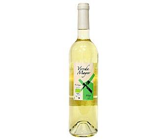 Mayor Vino blanco ecológico, verdejo con denominación de origen La Mancha vereda Botella de 75 cl