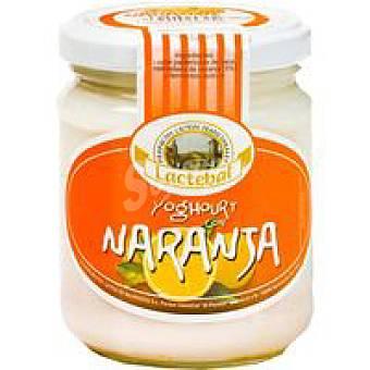 Lactebal Yogur de naranja Tarro 200 g