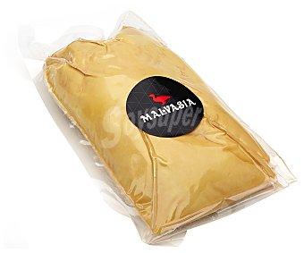 Malvasia Foie gras de pato ultracongelado de categoria extra malvasia