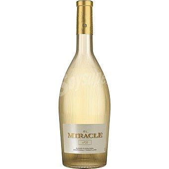 El miracle Nº 3 vino blanco macabeo DO Valencia Botella 75 cl